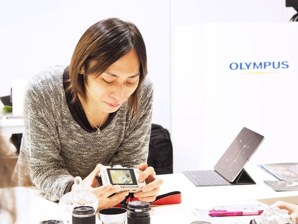 インテツ写真教室 第2回目レポート@OLYMPUSプラザ東京
