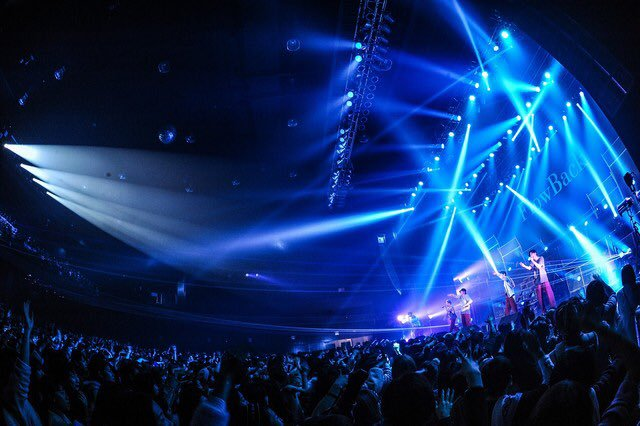 FlowBack TOUR 2018『I AM』2018.2.17@Zepp Tokyo